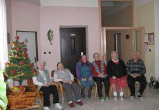 Vánoční koledy zazněly v Penzionu
